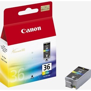 Canon CLI-36 Colour (4 Farbpatrone) 1511B001