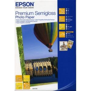 Epson Semiglossy Photo Papier 50 Blatt 10x15cm C13S041765