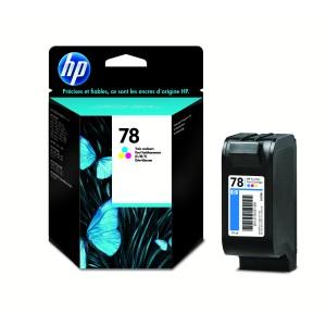 HP Druckerpatrone Nr.78 klein C6578DE